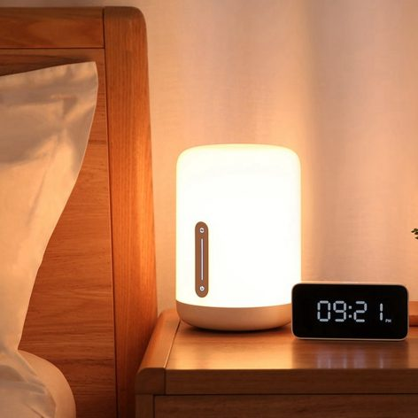 Colorful Bedside Light Table Lamp 2 bluetooth WiFi
